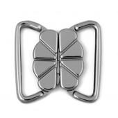 Застежка для купальника металл ш.2 см