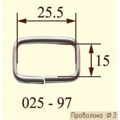 Рамка 025-97 из металла