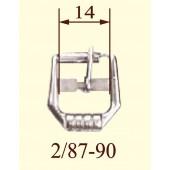 Пряжка 2/87-90 из металла