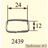 Металлическая Рамка 2439