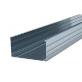 Металлический КНАУФ-профиль стоечный (ПС) 100х50, 3000 мм