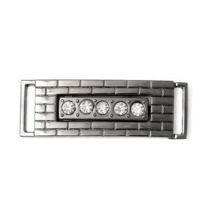 Пряжка-застежка ш.1,5 см (металл)
