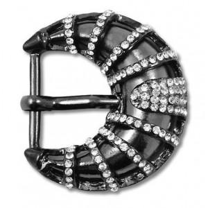 Декоративная пряжка на ремень
