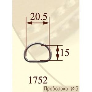 Полукольцо 1752