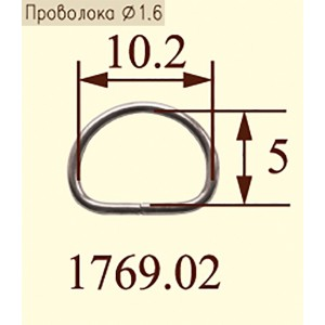 Полукольцо 1769.02