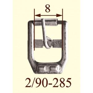 Пряжка 2/90-285 металл