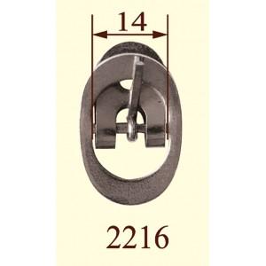 Металлическая Пряжка 2216