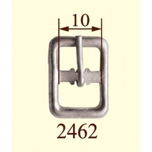 Пряжка металлическая для обуви