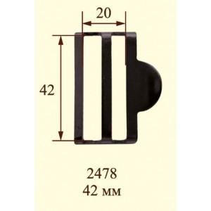 Металлическая пряжка 2478