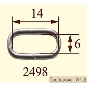 Рамка 2498 металл