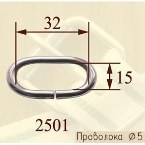 Рамка 2501 из металла