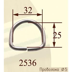 Полукольцо (рамка) металлические