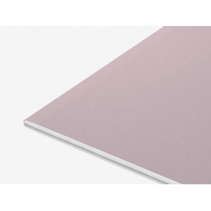КНАУФ-лист (ГСП-DF) 2500х1200х12,5мм. огнестойкий