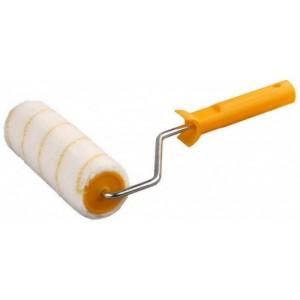 Валик нитяной 25см D48 Baulux, с ручкой d8, ворс 12мм