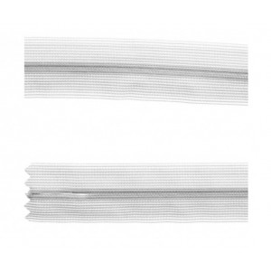 Молния рулонная витая потайная тип 0