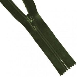 Спиральная (витая) молния тип 10 45см (1 бегунок, разъемная)