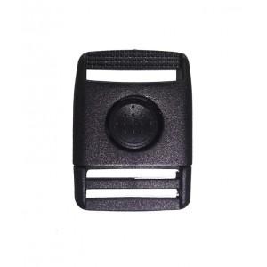 Фастекс пластиковый 19 мм с кнопкой