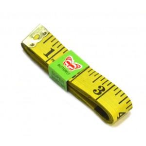 Сантиметр портновский 1,5м, ПВХ, S-2